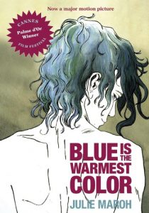 'Blue is the Warmest Color' by Julie Maroh image
