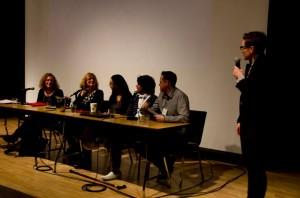 Plenary Panel: Frames for Trans Literature — with Joy Ladin, Trish Salah, Gein Wong, Amir Rabiyah, Tom Léger and Angela Failler at University of Winnipeg