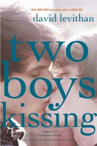 'Two Boys Kissing' by David Levithan image
