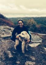 Hiking Finn