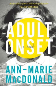 'Adult Onset' by Ann-Marie MacDonald image
