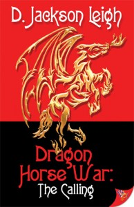 'Dragon Horse War: The Calling' by D. Jackson Leigh image