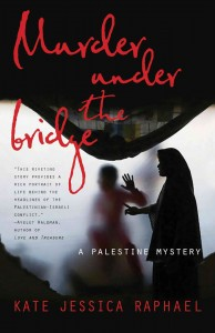 'Murder Under the Bridge' by Kate Jessica Raphael image