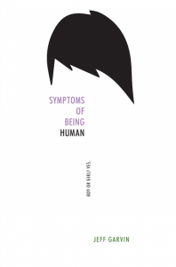 'Symptoms of Being Human' by Jeff Garvin image