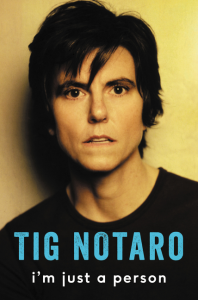 New in June: Tig Notaro, Liz Swados, Dave Holmes, David Levithan, and Nina LaCour image
