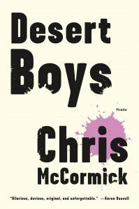 'Desert Boys' by Chris McCormick image