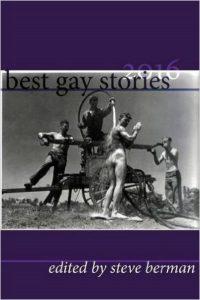 'Best Gay Stories 2016' Edited by Steve Berman image