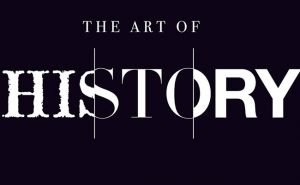 'The Art of History' by Christopher Bram image