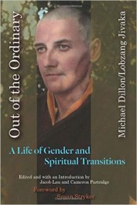 'Out of the Ordinary: A Life of Gender and Spiritual Transitions' by Michael Dillon / Lobzang Jivaka image