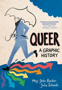 'Queer: A Graphic History' by Meg-John Barker and Julia Scheele image