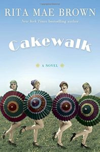 'Cakewalk' by Rita Mae Brown image