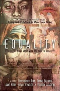 'Equality: What Do You Think About When You Think of Equality?' Edited by Paul Alan Fahey image