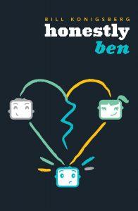 'Honestly Ben' by Bill Konigsberg image