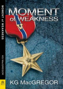 'Moment of Weakness' by KG MacGregor image