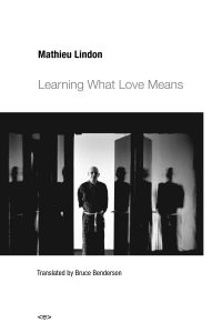 'Learning What Love Means' by Mathieu Lindon image