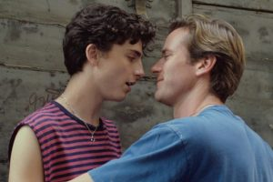 First Kiss: On Watching Luca Guadagnino's 'Call Me By Your Name' image