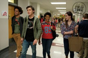 A Major Studio Teen Romance, Jacqueline Woodson's Book Deal, and More LGBTQ News image