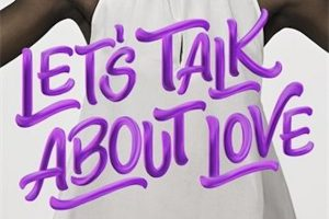 'Let's Talk About Love' by Claire Kann image