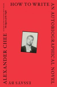 New in April: Alexander Chee, Rob Sanders, Lara Lillibridge, and Ely Shipley image