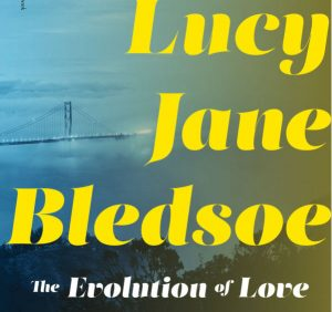 'The Evolution of Love' by Lucy Jane Bledsoe image