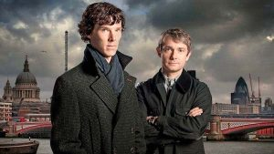 Who Gets to Decide if Sherlock Holmes is Gay, What Happens When LGBTQ Books Go Mainstream, and More LGBTQ News image