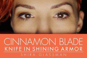 'Cinnamon Blade: Knife in Shining Armor' by Shira Glassman image