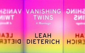 'Vanishing Twins' by Leah Dieterich image
