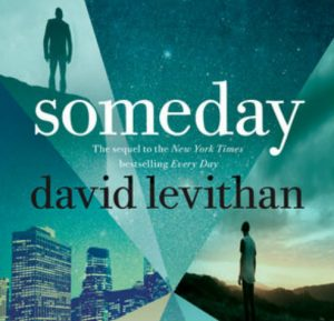 'Someday' by David Levithan image