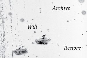 'No Archive Will Restore You' by Julietta Singh image