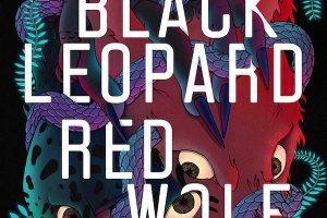 'Black Leopard, Red Wolf' by Marlon James image