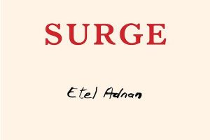 'Surge' by Etel Adnan image