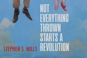'Not Everything Thrown Starts a Revolution' by Stephen S. Mills image