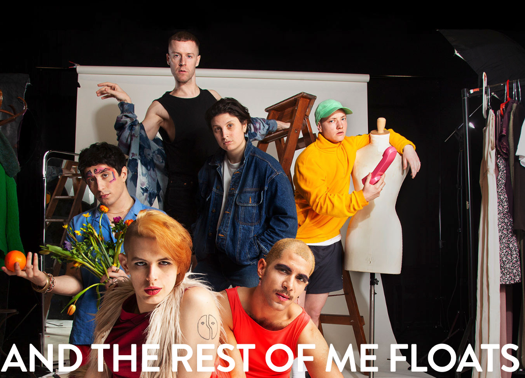 And The Rest of Me Floats