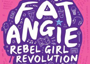 'Fat Angie: Rebel Girl Revolution' by e.E. Charlton-Trujillo image