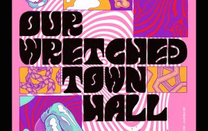 'Our Wretched Town Hall' by Eric Kostiuk Williams image