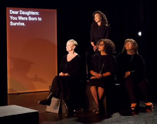 50in50: Letters To Our Daughters Cast