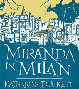 'Miranda in Milan' by Katharine Duckett image