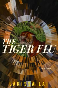 'The Tiger Flu' by Larissa Lai image