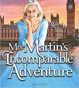 'Mrs. Martin's Incomparable Adventure' by Courtney Milan image