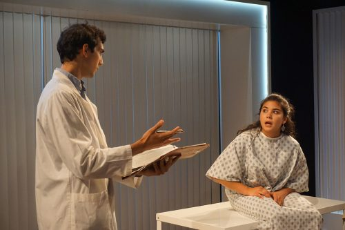 Production photo from Preexisting by Elyse Pitock