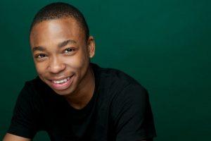 Samson Bonkeabantu Brown Talks Revisions, Ancestors, and Filming a Gillette Commercial image