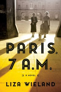 'Paris, 7 A.M.' by Liza Wieland image