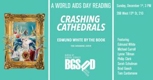 A World AIDS Day Reading: 'Crashing Cathedrals: Edmund White by the Book' image