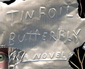 'Tinfoil Butterfly' by Rachel Eve Moulton image