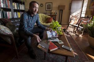 """Oddest"" Books of 2019; Bryan Borland Talks Sibling Rivalry Press image"