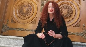 Alia Volz on Her Personal History with Marijuana & the LGBTQ Community image