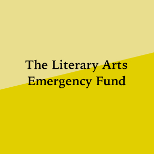 Emergency Fund for Literary Organizations and Publishers image