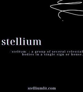 Stellium is Seeking Work From Black and QTPOC Writers image