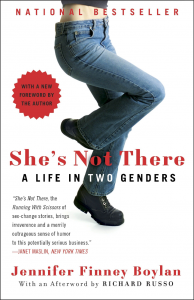 A Window Into Joy: Jennifer Finney Boylan's She's Not There image