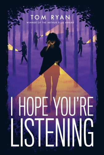 """cover for Tom Ryan's """"I Hope You're Listening"""""""
